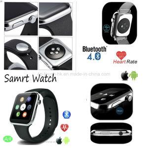 Bluetooth Reloj inteligente para ios teléfono inteligente Android (A9).
