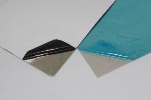 PE Film protecteur pour dessin profonde en acier inoxydable