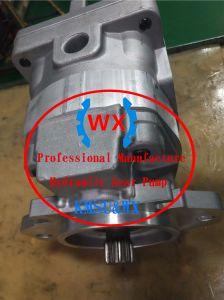 Il Giappone KOMATSU spinge il fornitore della pompa a ingranaggi del caricatore Wa430 705-51-30710