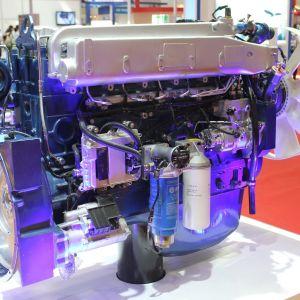 Euro III Weichai 336 de Assemblage van de Motor van de Macht van het Paard voor Vrachtwagens