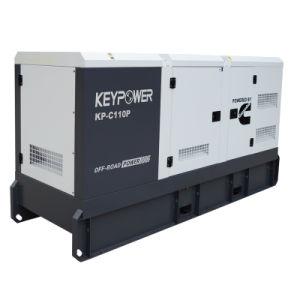 20 ква бесшумный дизельный генератор три фазы с звуконепроницаемыми навес