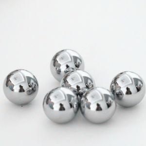 Esfera de aço inoxidável de diâmetro personalizáveis com SS 304 Material