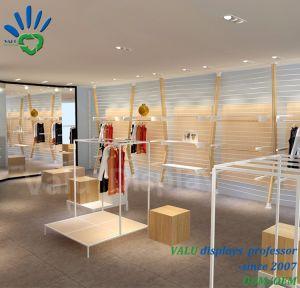 형식 쇼핑 센터를 위한 현대 의류 전시 간이 건축물