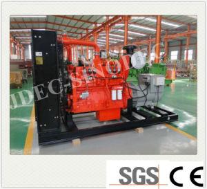 Heiße Verkäufe niedriges B.t.u.-Gas-Generator-Set mit Cer anerkanntes 200kw