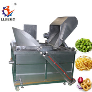 Semi-automatique de la machine de cuisson du poulet Kfc