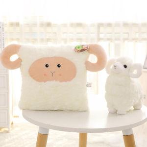 Giocattoli molli delle pecore dell'animale farcito della peluche per i capretti/bambini