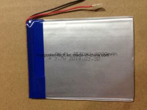 위원회 컴퓨터를 위한 고용량 Li 중합체 건전지 3.7V 3800mAh