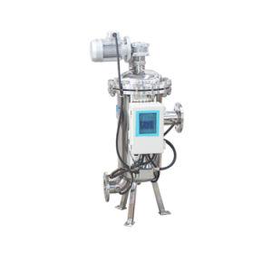 Filtro de Sucção automática da Escova da Tela de Malha do Filtro de Limpeza