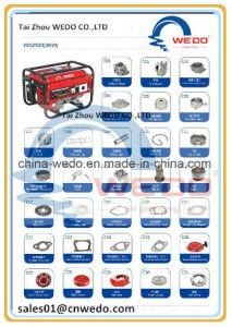 2000With2500With2800W Spareparts van de Generators van de Benzine van de carburator/van de Zuiger/van de Trapas/Van de Cilinderkop