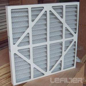 Оптовая торговля G4 предварительного фильтра картон рамы до воздушный фильтр высокой пылевой фильтр