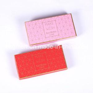 Impresión a color, diseño personalizado, Roja Caja de regalo