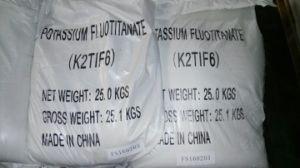 Kalium Fluotitanate 98% Min