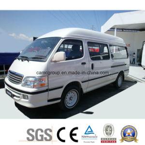 Venta caliente minibús de GNC de 10 a 15 asientos