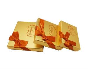 Comercio al por mayor de Chocolate personalizadas de papel cartón cajas de regalo