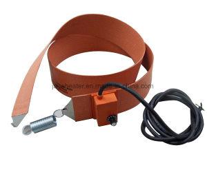 Электрический барабан масла Гибкая силиконовая нагревательный элемент подушки свечи предпускового подогрева
