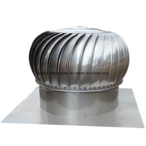 En acier inoxydable Hotsale industriels non Power Turbine de ventilateur de toit