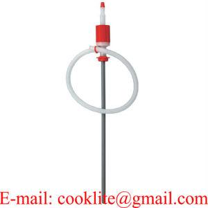Pompa Manuale uno Scuotimento per imbroglione Tubo 15mm/pompa di Travaso Liquidi