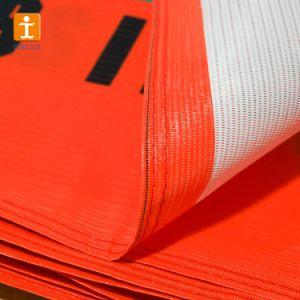 AdvertizingのためのOutdoorカスタムPVC Flex Vinyl Printing Banner