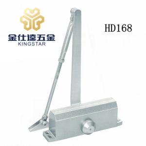 Puerta con marco de aleación de aluminio Cierre de puerta HD168