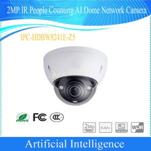 De Mensen die van IRL van Dahua 2MP Ai de Camera van het Netwerk van de Koepel (ipc-hdbw8241e-z/ipc-hdbw8241e-Z5) tellen