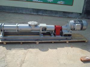 G70-1 solo para las aguas residuales de la bomba de tornillo