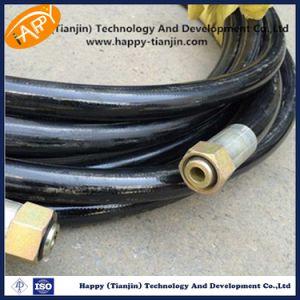 Tubo flessibile di gomma Braided di nylon della resina R7/R8