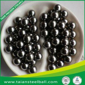 Высокое качество G10-G1000 Низкоуглеродистой стальной шарик 31/64 для подшипника