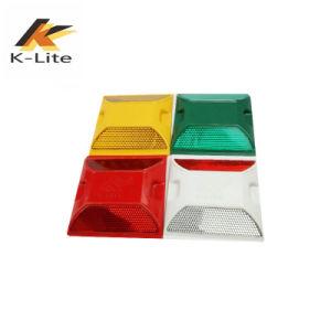 ベストセラーのプラスチックLED反射太陽3m道のスタッド(KT201)