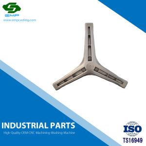OEMのフラッグポールベース、Aluminumによるフラッグポールの軸受けはダイカストを
