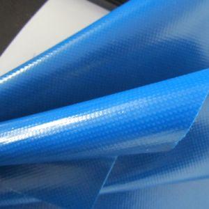 Stof van de Polyester van de Levering van de fabriek de pvc Met een laag bedekte 600d voor het Materiaal van de Zak