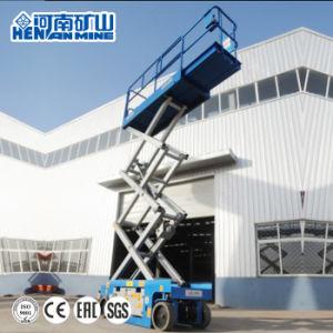Hidráulica eléctrica de la antena de la plataforma de trabajo (SJY) 4~16m