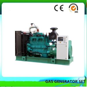 작은 침묵하는 전력 공급 천연 가스 발전기 (100KW)