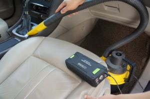 12V бензиновый портативный 1000A Чрезвычайная стартер 20000 Мач работа без подзарядки батареи