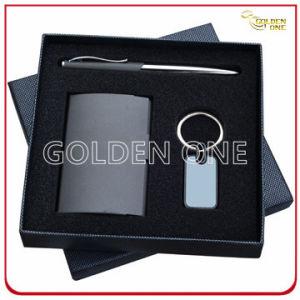 승진 Card Holder와 Key Chain Gift Set