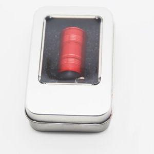 Красный барабаны USB2.0 флэш-накопитель 1 ГБ