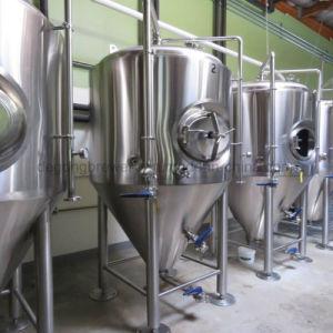 맥주를 만들기를 위한 10bbl에 의하여 자동화되는 양조 시스템