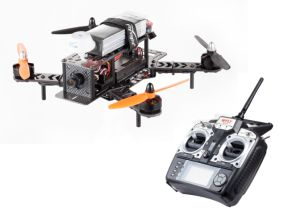 Gira la escuadraMicro Vtx 3 5.8G fantasma carrera Drone con gafas