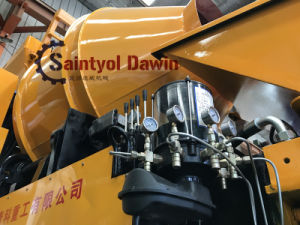 Professional maior fornecedor de fábrica da bomba de mistura de concreto no norte da China