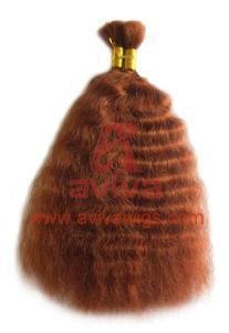 Cheveux brésiliens naturels Virgin Remy Cheveux humains en vrac
