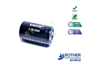 Hochenergie-Dichte-Farad-Kondensator 2.8V 100f