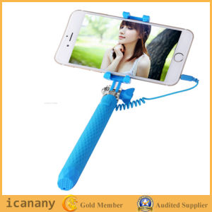 Novo cabo Selfie Stick para Smart Phone (Mini3)