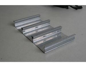 Feuille de tôle de plancher Tablier en acier