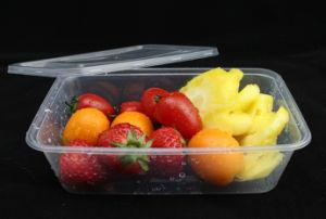 Preiswerter heißer Verkaufs-Plastikmikrowellen-Nahrungsmittelbehälter