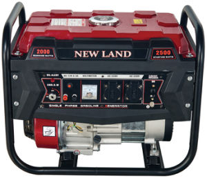 2.3kw Newland Gasoline Generator Luft-Cooled Low Noise New Model