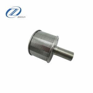 304 316 316L do bico do filtro de aço inoxidável para Tratamento de Água Industrial