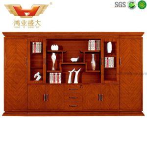 عمليّة بيع حارّ حديثة مكتب 7 أبواب يصنّف خزانة خشبيّة ([ه-ك1007])