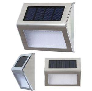 LEDの庭Lightingのための太陽Step Light Solar Wall Light