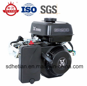 Certificado SGS 72V DC salida 4500W Inverter generador de gasolina de los coches eléctricos