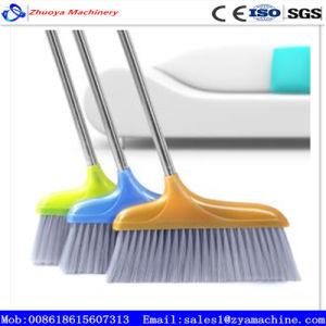放出機械を作るPet/PP/Syntheticのほうきおよびブラシの単繊維か毛またはファイバーまたは剛毛