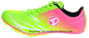 Spike Deportes carreras de pista de atletismo Zapatos para hombres y mujeres (407)